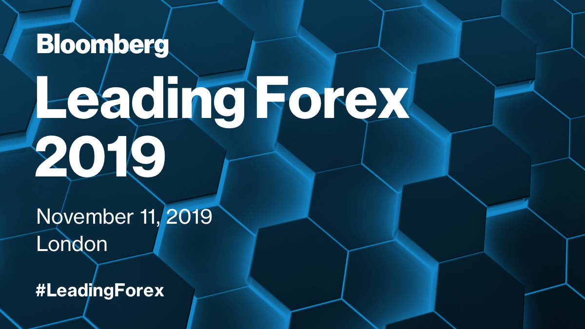 Bloomberg | Leading Forex 2019 organized by Bloomberg LP